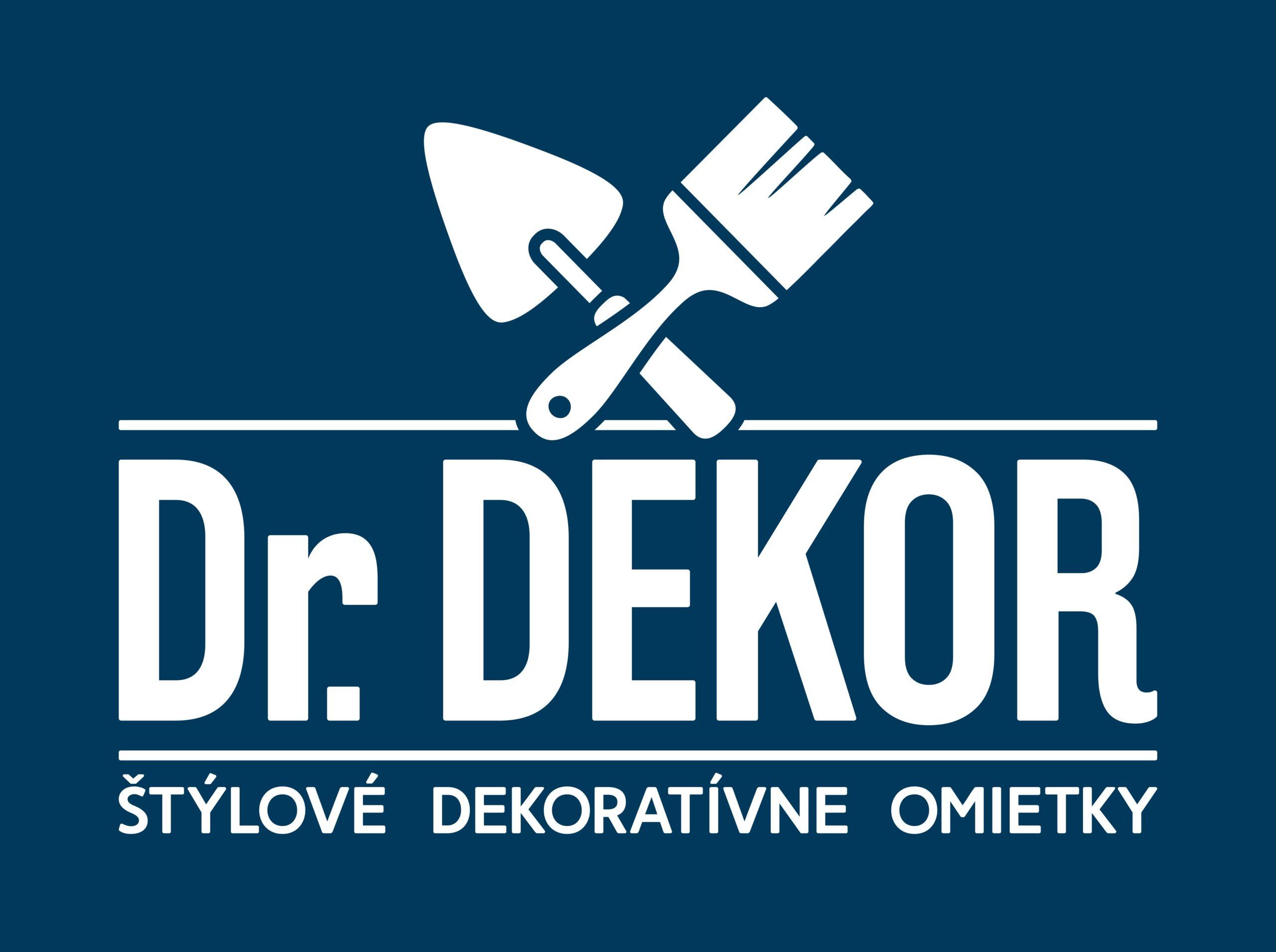 doktor dekor dekoratívne omietky